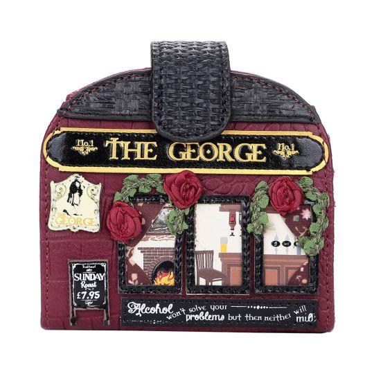 Geldbörse und Kartenhalter The George