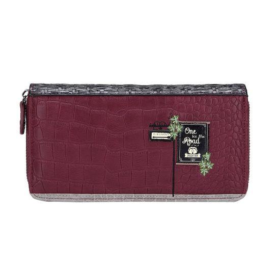 The George Large Ziparound Wallet