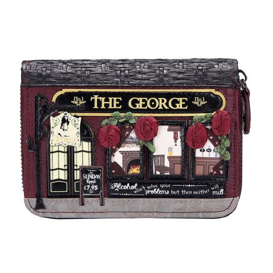 Piccolo Portafoglio Da Donna Con Zip Vendula The George