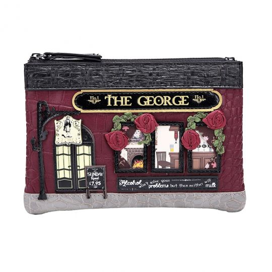 The George Zipper Coin Purse