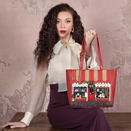 Vendula Trattoria Shopper Bag