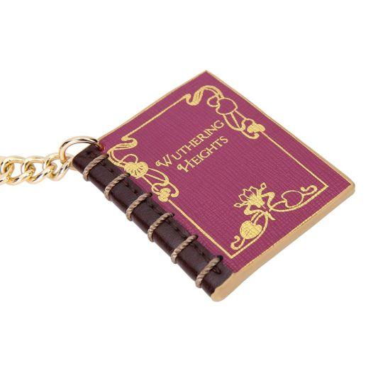 Wuthering Heights-Buch Schlüsselanhänger