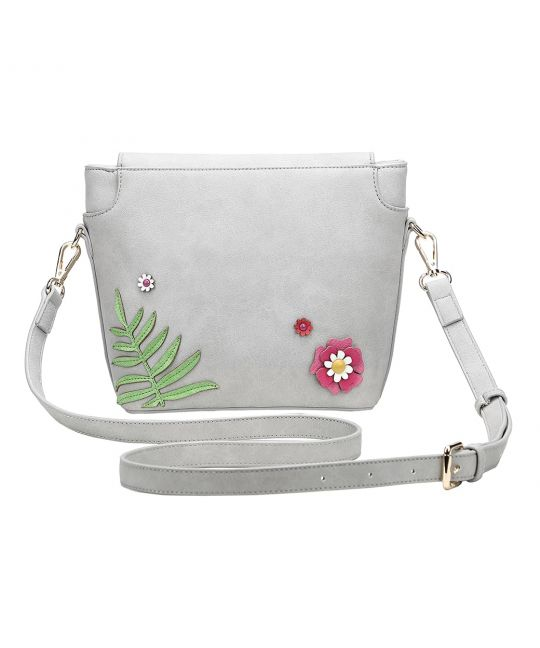 Frida's Garden Crossbody Bag