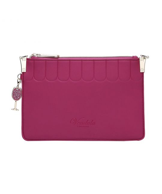 Borsa Pochette Colour Pop-Viola