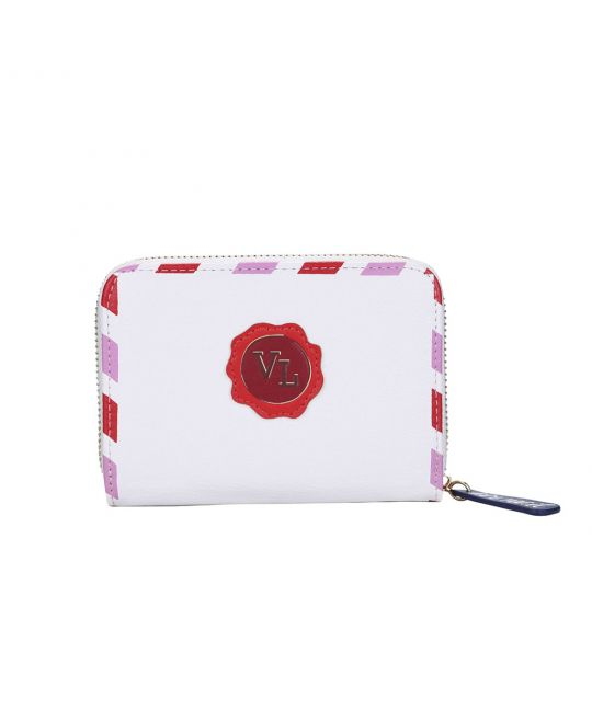 Post Box Medium Zip Around Wallet