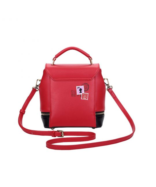Post Box Mini Satchel Bag