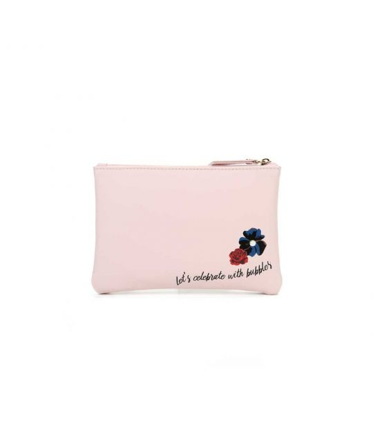 Prosecco Bar Zipped Coin Purse