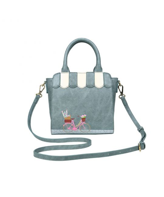 Mini Sac Tote Sewing Shop Denim