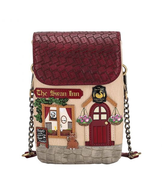 The Swan Inn Pub Phone Pouch