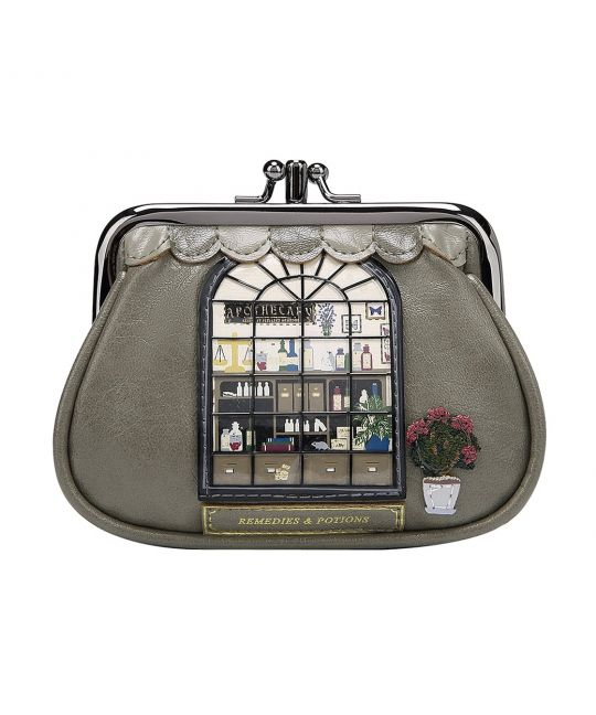 Vendula Apothecary Clip Coin Purse