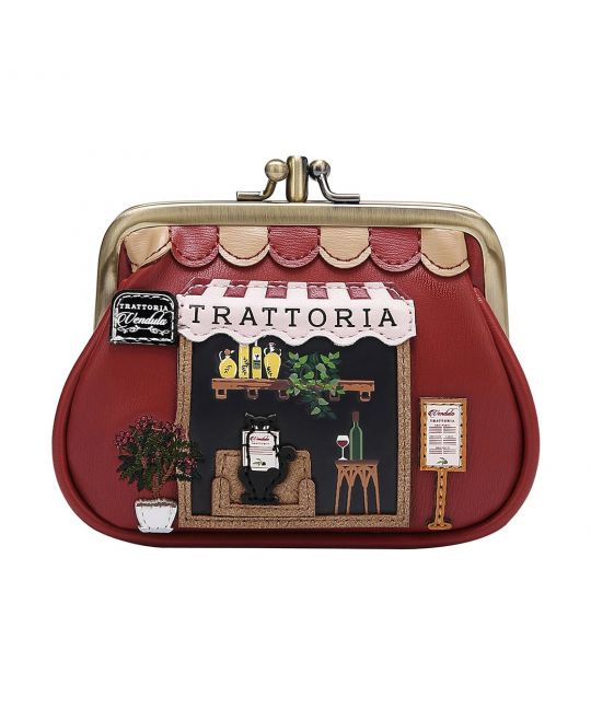 Vendula Trattoria Clipper Coin Purse