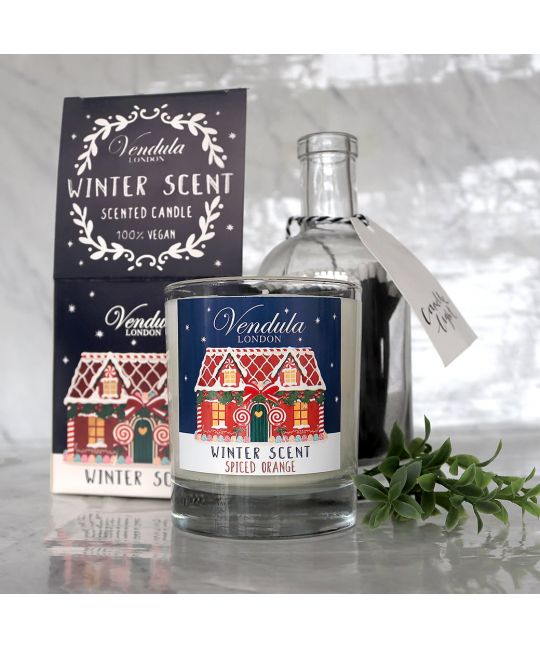 Vendula Winter Scented Candle