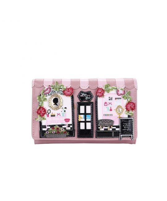 Beauty Lounge Medium Fit-all Wallet
