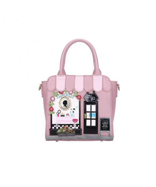 Beauty Lounge Mini Tote Bag