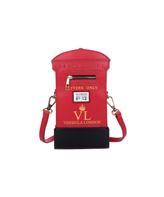 Post Box Crossbody Bag
