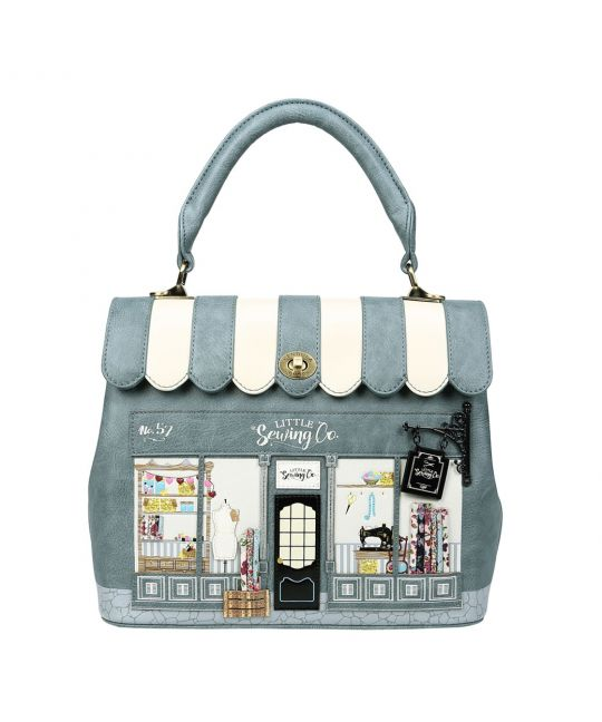 Sewing Shop Denim Grace-Tasche